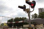 Нарушение правил на переезде Славгород